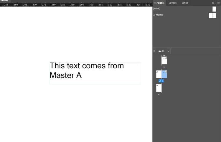 Element with dotted border