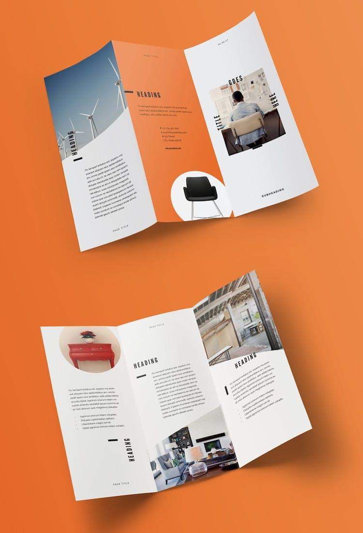 25 Fresh InDesign Brochure Templates – Redokun Within Brochure Template Indesign Free Download