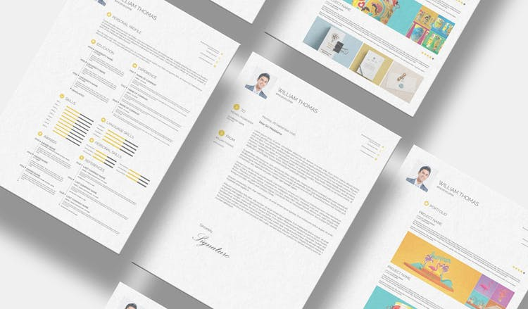 The Detailed Resume Layout