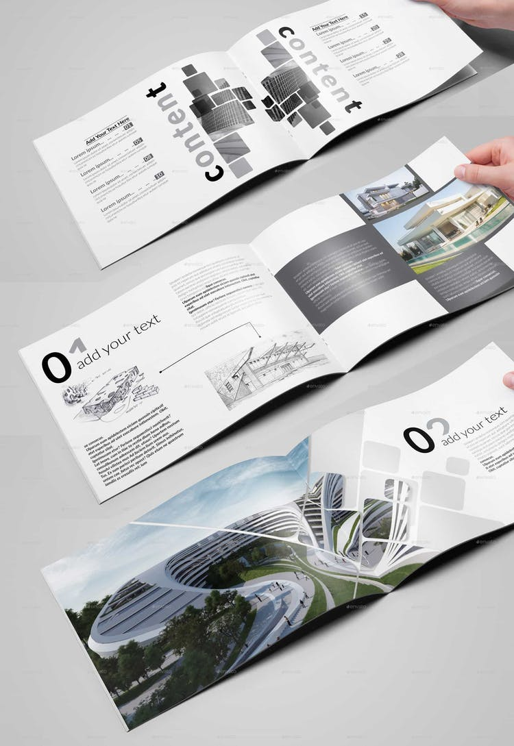 20 Best Architecture Portfolio Templates – Redokun