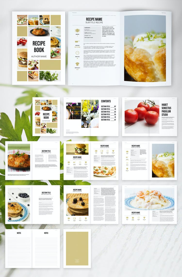 Recipe Book Word Template from redokun.imgix.net